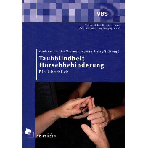 Verband f. Blinden- u. Sehbehindertenpädagogik e.V. VBS - Taubblindheit /Hörsehbehinderung - ein Überblick - Preis vom 13.09.2020 04:55:08 h