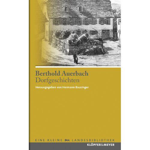Hermann Bausinger (Hrsg.) - Dorfgeschichten - Preis vom 16.05.2021 04:43:40 h
