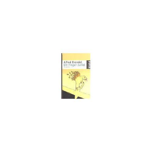 Alfred Brendel - Ein Finger zuviel - Preis vom 14.01.2021 05:56:14 h
