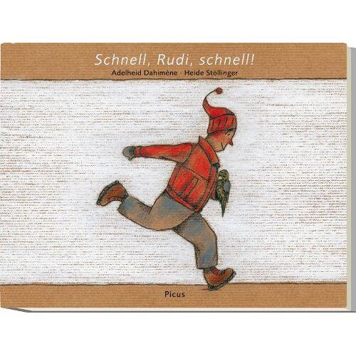 Adelheid Dahimène - Schnell, Rudi, schnell! - Preis vom 08.05.2021 04:52:27 h