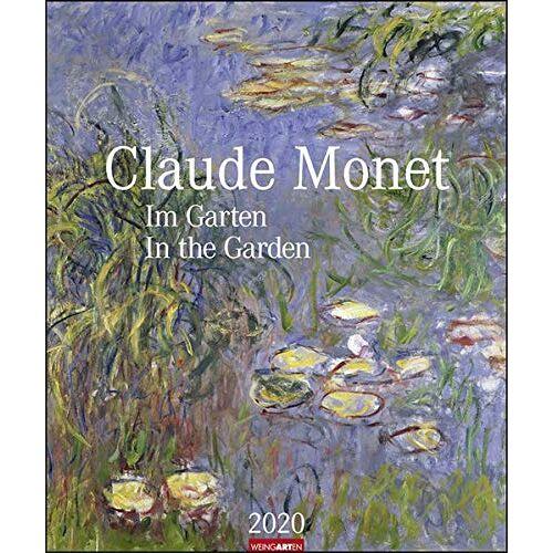 Claude Monet - Claude Monet 2020 46x55cm - Preis vom 09.04.2021 04:50:04 h
