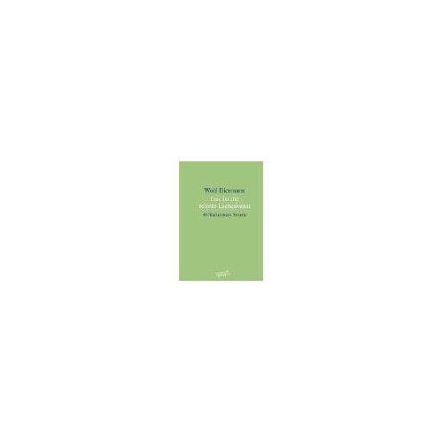 Wolf Biermann - Das ist die feinste Liebeskunst: 40 Shakespeare Sonette. Engl./Dt. - Preis vom 11.05.2021 04:49:30 h