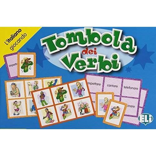 - Tombola dei verbi (Giochi didattici) - Preis vom 22.04.2021 04:50:21 h