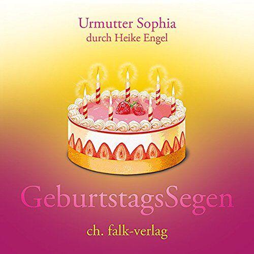 Heike Engel - GeburtstagsSegen - Preis vom 26.02.2021 06:01:53 h