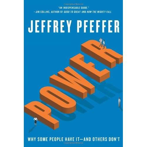 Jeffrey Pfeffer - Power: Why Some People Have It - and Others Don't - Preis vom 21.10.2020 04:49:09 h