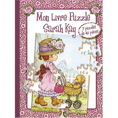 Sarah Kay - Mon livre puzzle Sarah Kay - Preis vom 18.04.2021 04:52:10 h