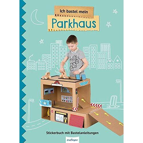 - Ich bastel mein Parkhaus: Stickerbuch mit Bastelanleitungen - Preis vom 20.10.2020 04:55:35 h