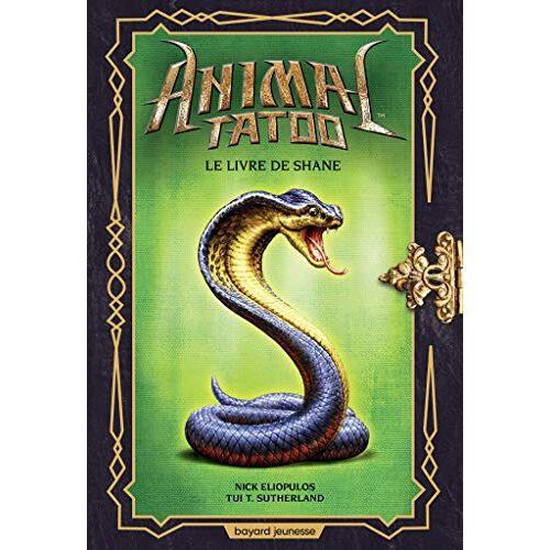 - Animal Tatoo hors série, Tome 02: Le livre de Shane (Animal Tatoo hors série (2)) - Preis vom 20.10.2020 04:55:35 h