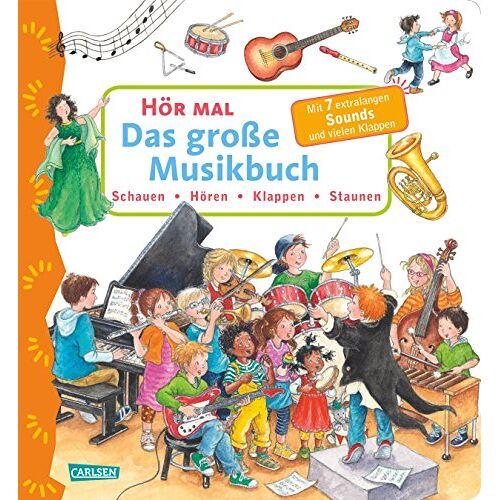Kyrima Trapp - Hör mal: Das große Musikbuch - Preis vom 25.02.2020 06:03:23 h