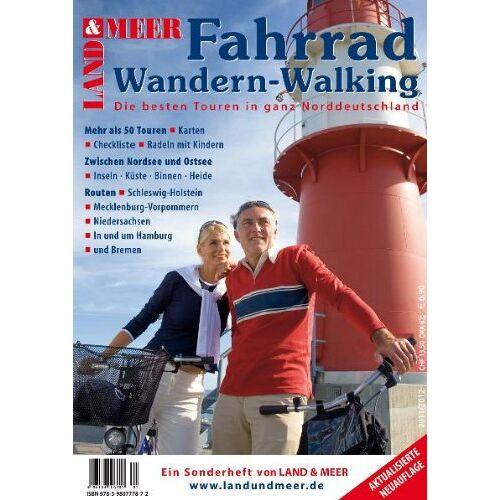 Undine Schaper - Fahrrad-Wandern-Walking 2011/2012: Fahrradtouren in Norddeutschland - Preis vom 24.10.2020 04:52:40 h