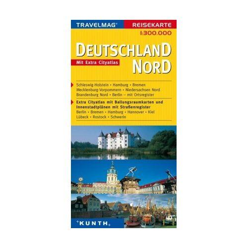 - Reisekarte : Deutschland Nord - Preis vom 11.11.2019 06:01:23 h