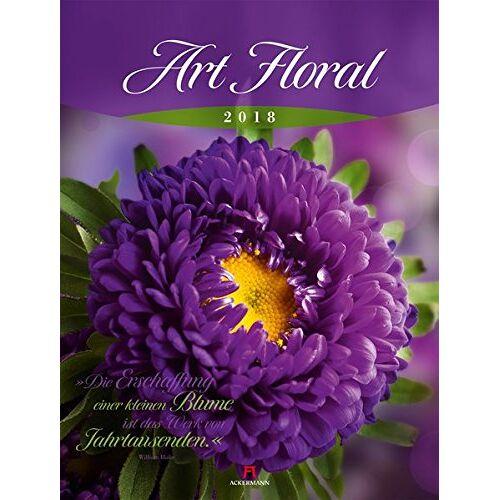 Ackermann Kunstverlag - Art Floral 2018 - Preis vom 09.04.2020 04:56:59 h