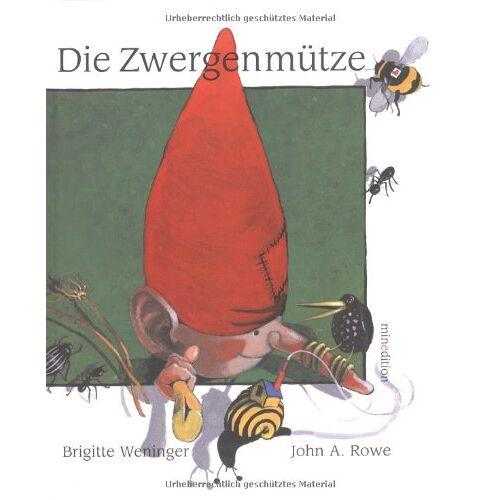 Rowe, John A. - Die Zwergenmütze - Preis vom 06.09.2020 04:54:28 h