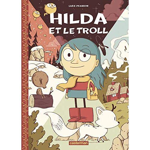 - Hilda, Tome 1 : Hilda et le troll - Preis vom 21.10.2020 04:49:09 h