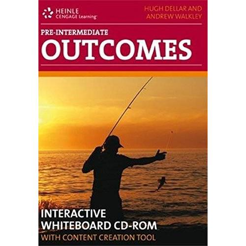 Hugh Dellar - OUTCOMES Pre-Intermediate Interactive Whiteboard CD-ROM: (Helbling Languages) - Preis vom 27.02.2021 06:04:24 h