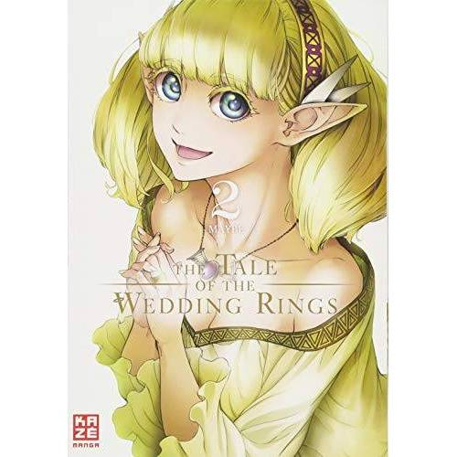 Maybe - The Tale of the Wedding Rings 02 - Preis vom 18.07.2019 05:53:27 h