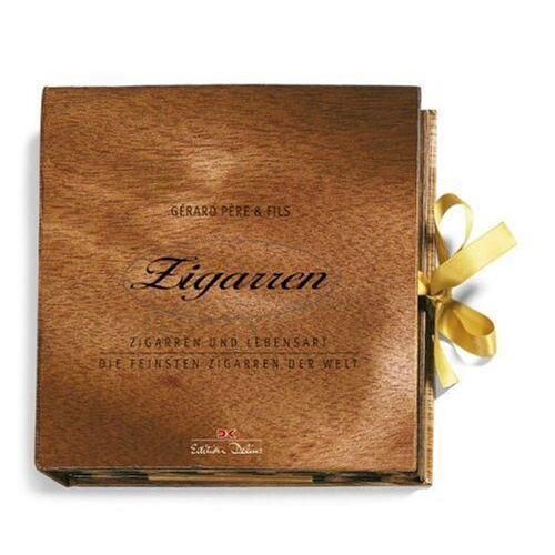 Vahé Gérard - Zigarren. Zigarren und Lebensart / Die feinsten Zigarren der Welt: 2 Bände. - Preis vom 26.03.2020 05:53:05 h