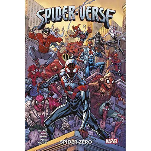 - Spider-Verse: Spider-Zero - Preis vom 25.11.2020 06:05:43 h