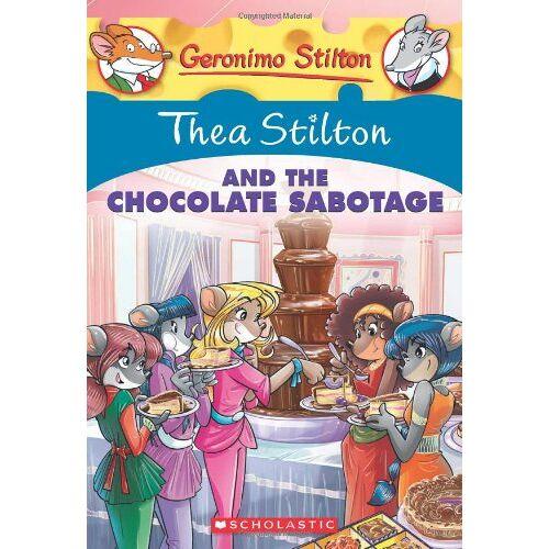 Thea Stilton - Thea Stilton and the Chocolate Sabotage (Geronimo Stilton: Thea Stilton) - Preis vom 16.01.2021 06:04:45 h