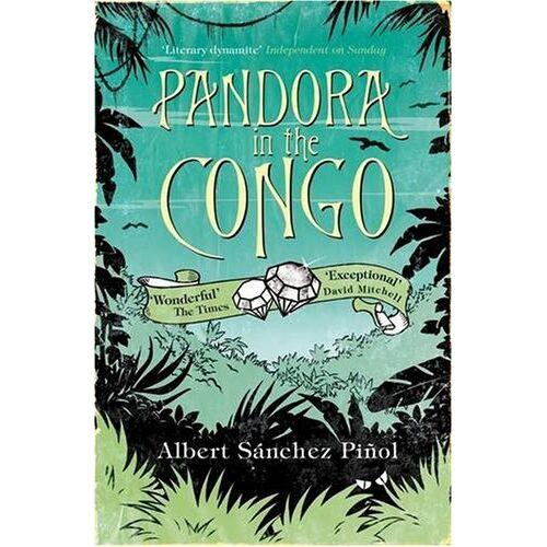 Albert Piñol - Pandora In the Congo - Preis vom 25.02.2021 06:08:03 h