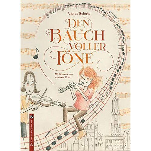 Andrea Behnke - Den Bauch voller Töne - Preis vom 20.10.2020 04:55:35 h