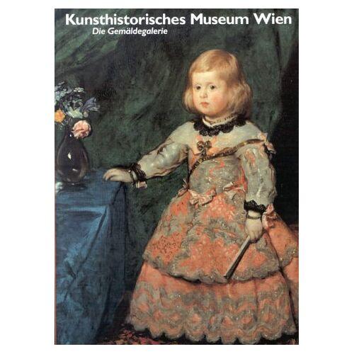 Wolfgang Prohaska - Kunsthistorisches Museum Wien. Die Gemäldegalerie - Preis vom 28.03.2020 05:56:53 h