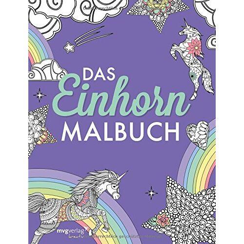 - Das Einhorn-Malbuch: Ausmalbuch für Kinder und Erwachsene - Preis vom 18.07.2019 05:53:27 h