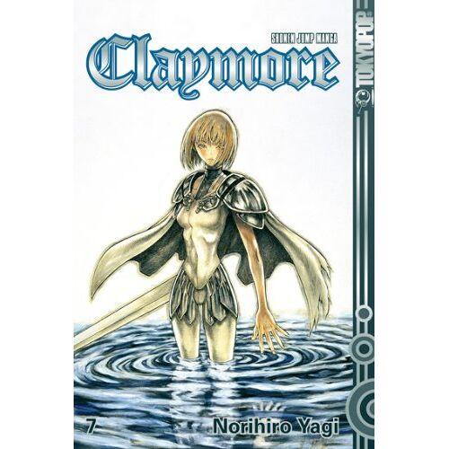 Norihiro Yagi - Claymore 07 - Preis vom 18.04.2021 04:52:10 h