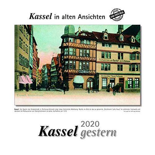 - Kassel gestern 2020: Kassel in alten Ansichten - Preis vom 08.04.2021 04:50:19 h