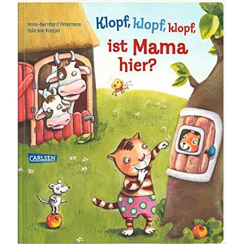 Hans-Bernhard Petermann - Klopf, klopf, klopf, ist Mama hier? - Preis vom 13.04.2021 04:49:48 h