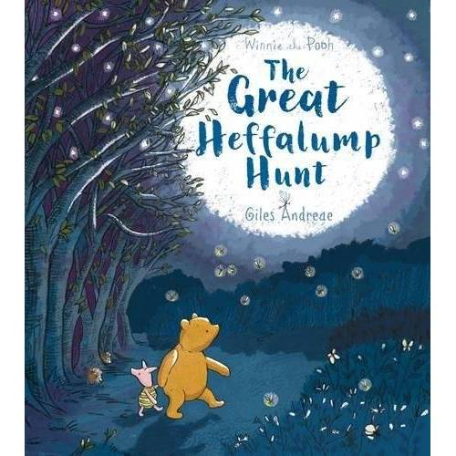 Giles Andreae - Winnie-the-Pooh: The Great Heffalump Hunt - Preis vom 16.04.2021 04:54:32 h