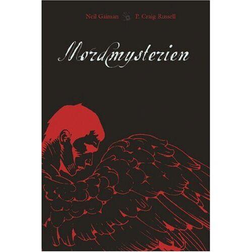 Neil Gaiman - Mordmysterien - Preis vom 05.09.2020 04:49:05 h