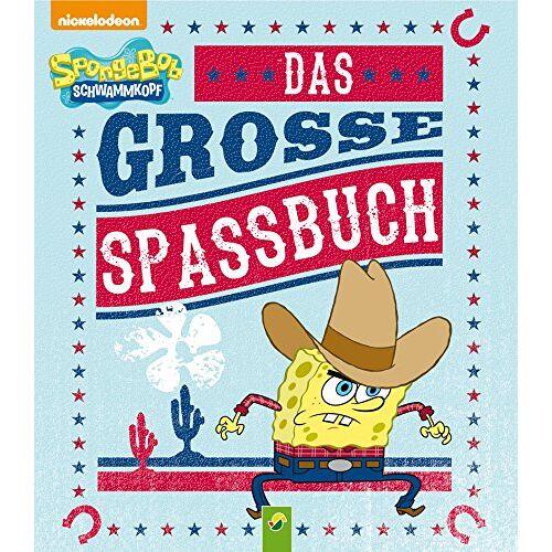 - SpongeBob - Das große Spaßbuch - Preis vom 24.02.2021 06:00:20 h