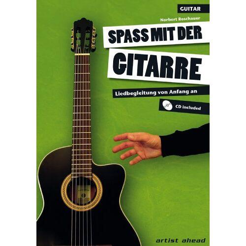 Norbert Roschauer - Spaß mit der Gitarre - Liedbegleitung von Anfang an (inkl. Audio-CD) - Preis vom 16.05.2021 04:43:40 h
