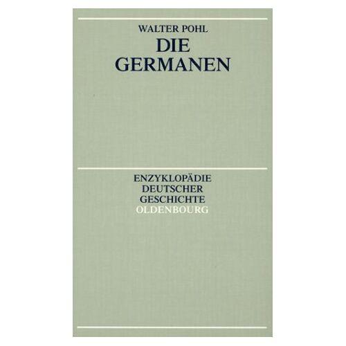 Walter Pohl - Die Germanen - Preis vom 21.10.2020 04:49:09 h