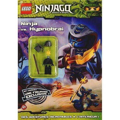 Lego - Lego Ninjago : Ninja vs Hypnobrai - Preis vom 30.03.2020 04:52:37 h