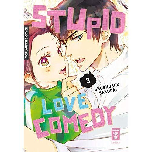 Shushushu Sakurai - Stupid Love Comedy 03 - Preis vom 12.05.2021 04:50:50 h