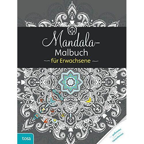 - Mandala-Malbuch für Erwachsene - Preis vom 01.12.2019 05:56:03 h