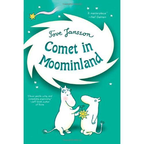 Tove Jansson - Comet in Moominland (Moomintrolls) - Preis vom 20.04.2021 04:49:58 h
