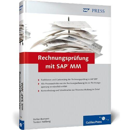 Stefan Bomann - Rechnungsprüfung mit SAP MM (SAP PRESS) - Preis vom 23.01.2021 06:00:26 h