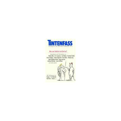 - Tintenfass Nr. 31. Das Magazin für den überforderten Intellektuellen - Preis vom 24.01.2020 06:02:04 h
