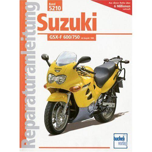 - Suzuki GSX-F 600/750 - Preis vom 23.01.2020 06:02:57 h