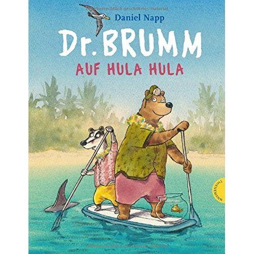 Daniel Napp - Dr. Brumm auf Hula Hula - Preis vom 26.02.2021 06:01:53 h