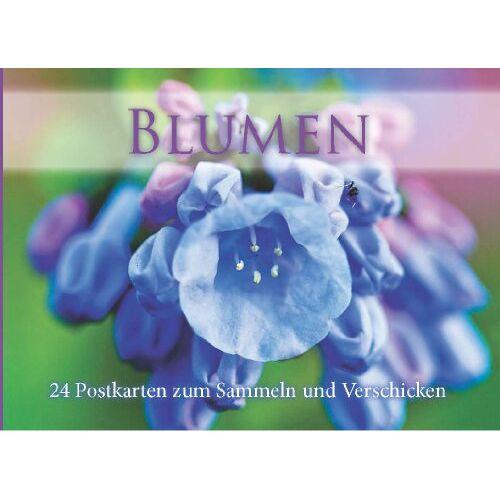 - Blumen - Postkarten: 24 Postkarten Zum Sammeln und Verschicken - Preis vom 06.04.2020 04:59:29 h