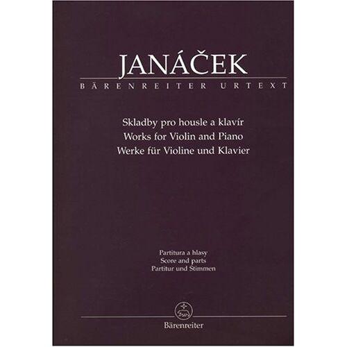 - Werke Fuer Violine und Klavier. Violine, Klavier - Preis vom 20.10.2020 04:55:35 h