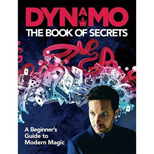 Dynamo - Dynamo: The Book of Secrets - Preis vom 09.05.2021 04:52:39 h