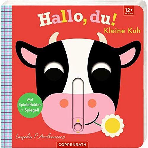 - Hallo, du! Kleine Kuh: Mit Spieleffekten und Spiegel! - Preis vom 21.10.2020 04:49:09 h
