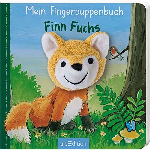 Lea-Marie Erl - Mein Fingerpuppenbuch - Finn Fuchs - Preis vom 20.10.2020 04:55:35 h