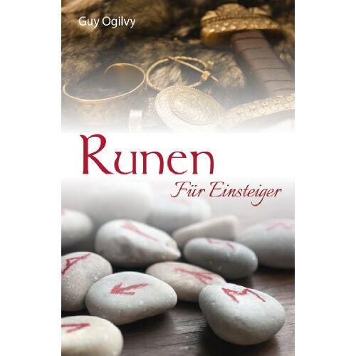 Guy Ogilvy - Runen für Einsteiger: Set mit Buch und Holzrunen - Preis vom 18.09.2019 05:33:40 h