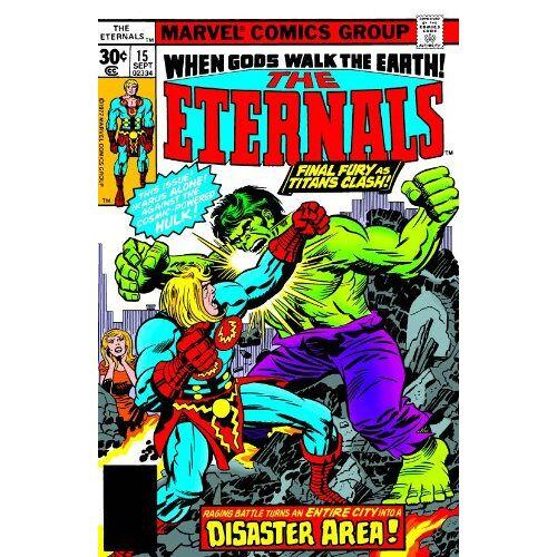 Jack Kirby - Eternals by Jack Kirby - Book 2: Bk. 2 - Preis vom 21.10.2020 04:49:09 h
